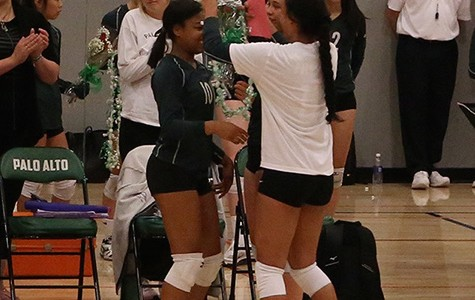 Girls Volleyball Lose In 5 Sets To Los Gatos On Senior Night