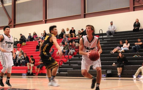 Boys basketball drops game to Wilcox 79-66