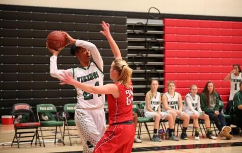 Girls basketball triumphs over Saratoga 48-37
