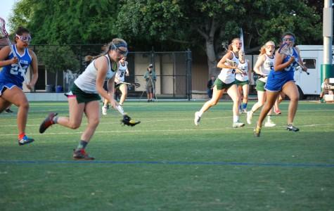 Girls' lacrosse dominates Los Altos 13-0