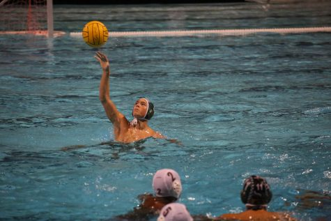 Boys' water polo dominates Monta Vista 15-3