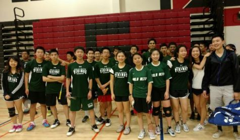 Badminton redeems itself, beats Mountain View 18-12