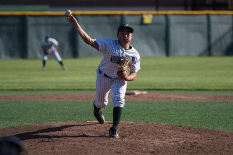 Baseball eliminated from CCS playoffs as Mitty upsets the Vikings 1-0 in an intense pitchers duel
