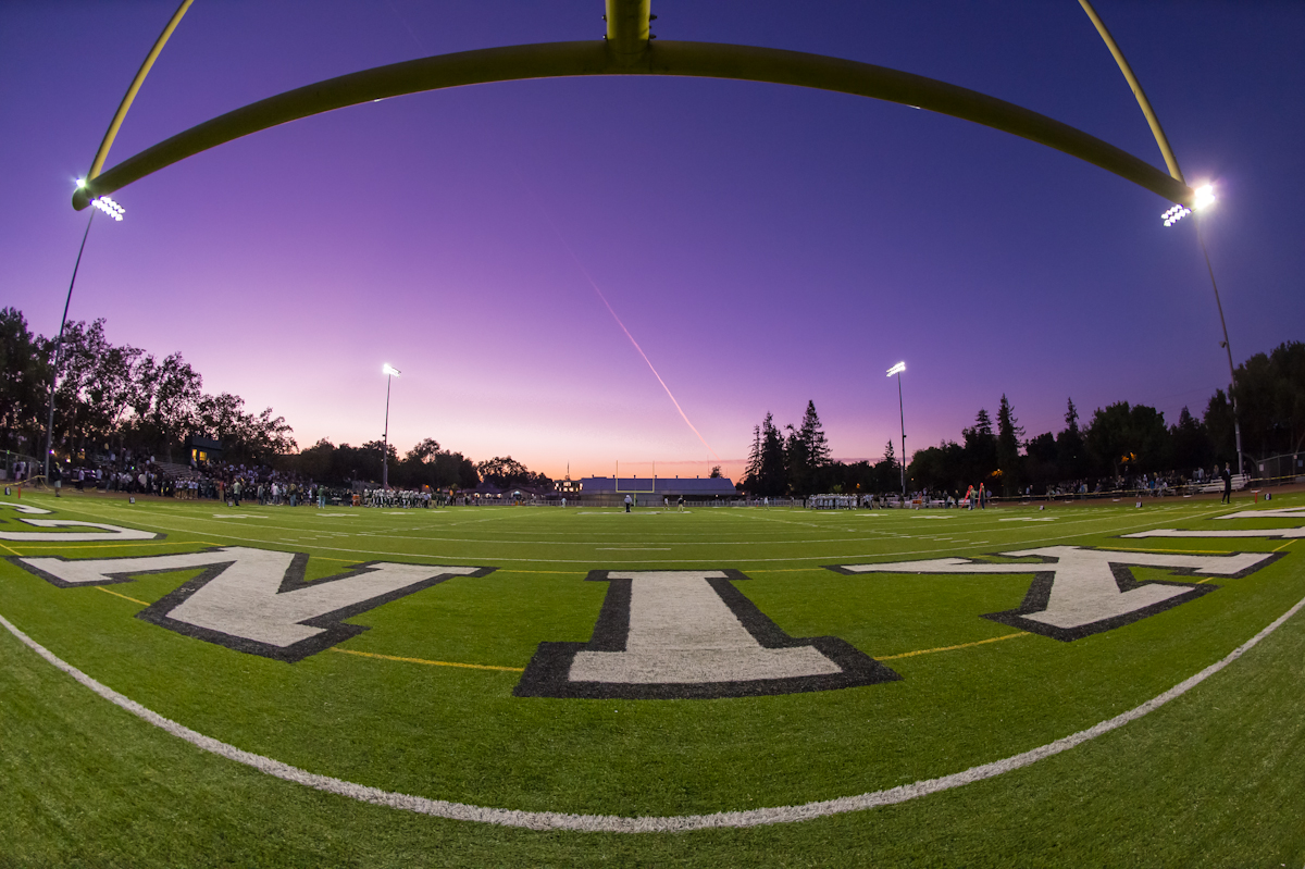 Paly Football Field