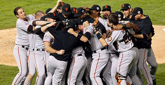 Six months later, The Giants had an epic thrill-ride of a 2010 season. Expect another amazing six months of San Francisco baseball. Photo courtesy of Creative Commons.