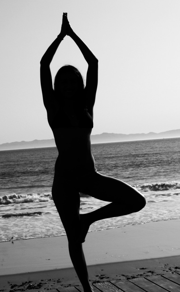 Yoga+both+relaxes+and+strengthens+the+body.