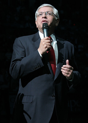 David Stern will preside over the 2011 NBA Draft on June 23, 2011