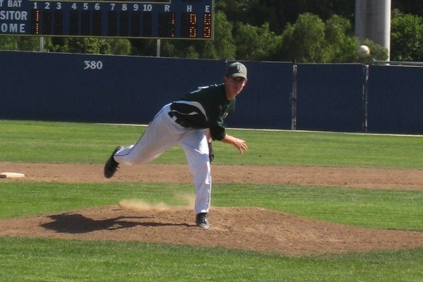 Paly Boys Baseball Breezes by Homestead