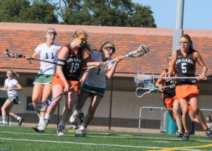Girls' lacrosse advances to finals after win over Los Gatos