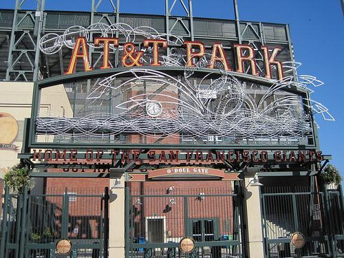 Huang will be presented the award at AT&T Park on August 15. (Photo by Amanda Rykoff)