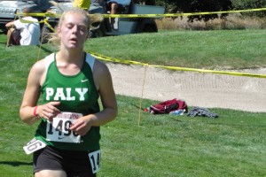 Girls' cross-country places 12th at Stanford Invitational
