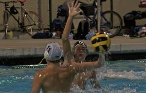 Boys' water polo defeats Mountain View 7-6