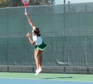 Girls' tennis trounces Los Altos 6-1