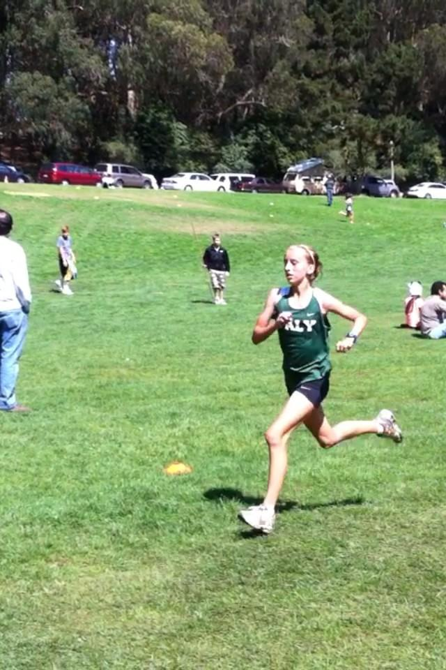 Girls cross-country places third at Lowell Invitational