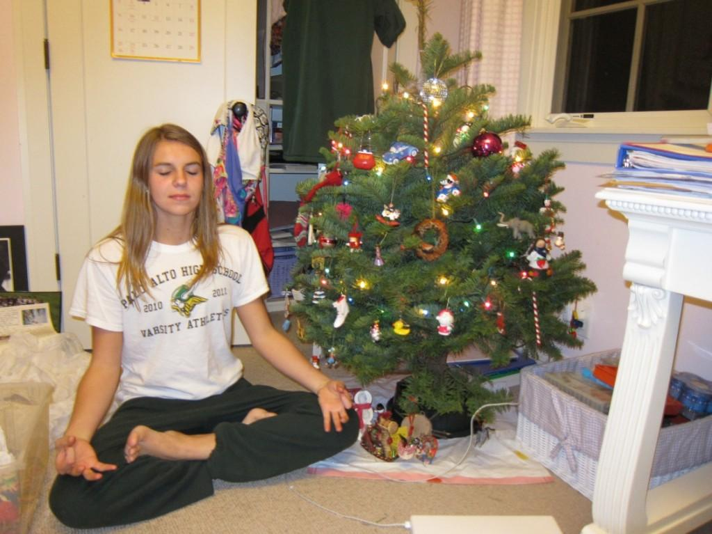 Columnist Shannon Scheel ('12) is enlightened by the holiday spirit, and thus was inspired to write this week's column about giving back. (Following the Dalai Lama's tweets might have been a helpful starting point!)