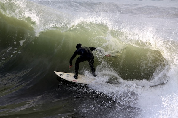 Northern California Surfing