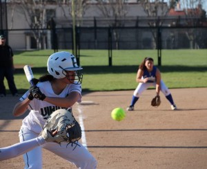 Softball loses to Los Altos, 12-1