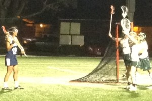 Girls' lacrosse defeats Leland, 12-3