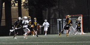 Boys' lacrosse triumphs over Mountain View, 9-5