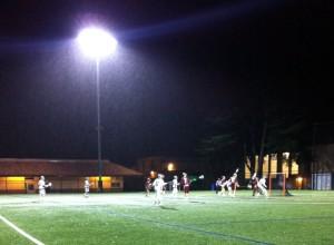 Boys' lacrosse overtakes Menlo-Atherton, 15-10
