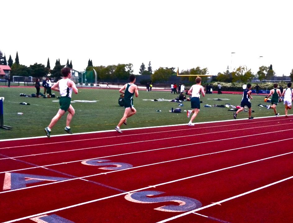 Boys track and field beats Milpitas