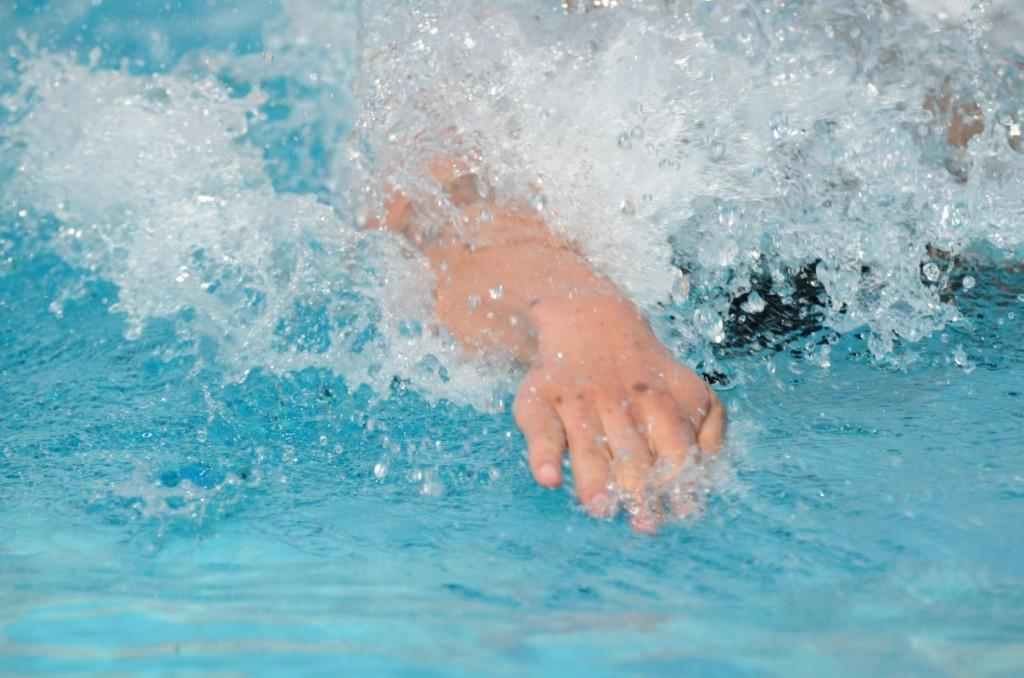 Paly girls fell short for the first time this season, losing by a close eight points to cross-town rival Gunn. Had Palys A relay team finished first in the 400 free relay, the Vikings could have won the meet.