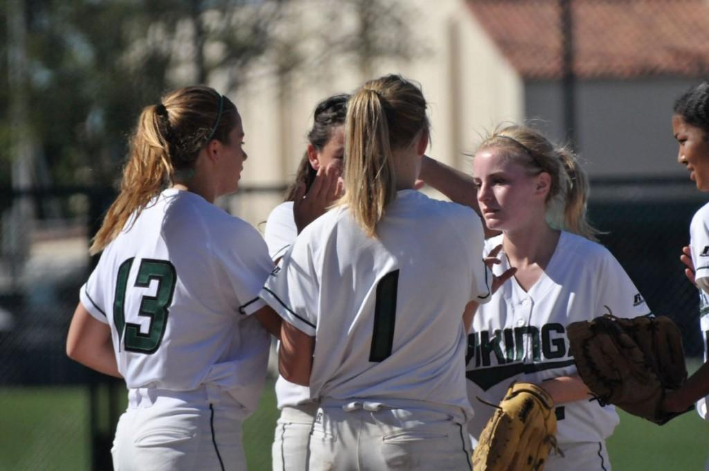 Paly softball continues to lose but second half of season looks hopeful