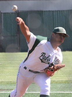 Baseball beats Evergreen 9-0 in the first round of CCS