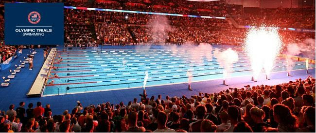 Byron Sanborn (12) writes about the excitement building up to the 2012 US Swimming Olympic Trials that are set to begin Monday, June 25. Jasmine Tosky (