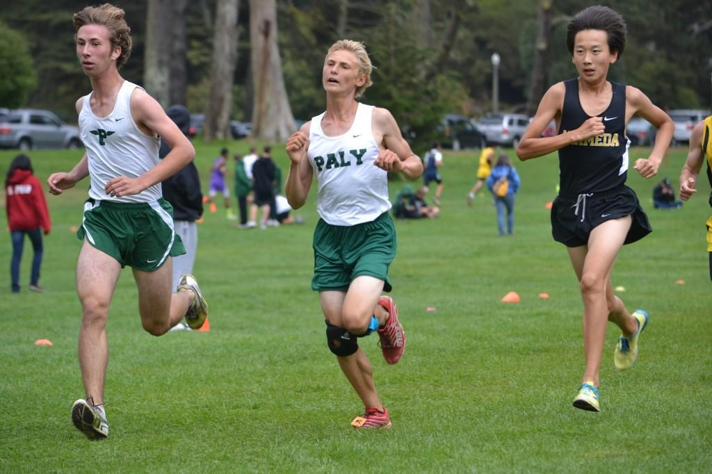 Brief: boys' cross-country places eighth at Lowell Invitational