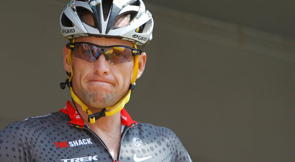 What will be remembered of Lance Armstrong's legacy?