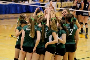 Female team of the year: Volleyball