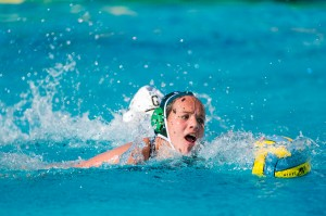 Girls Water Polo takes care of business against Cupertino, 16-6