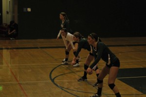 Volleyball defeats Mountain View in three games