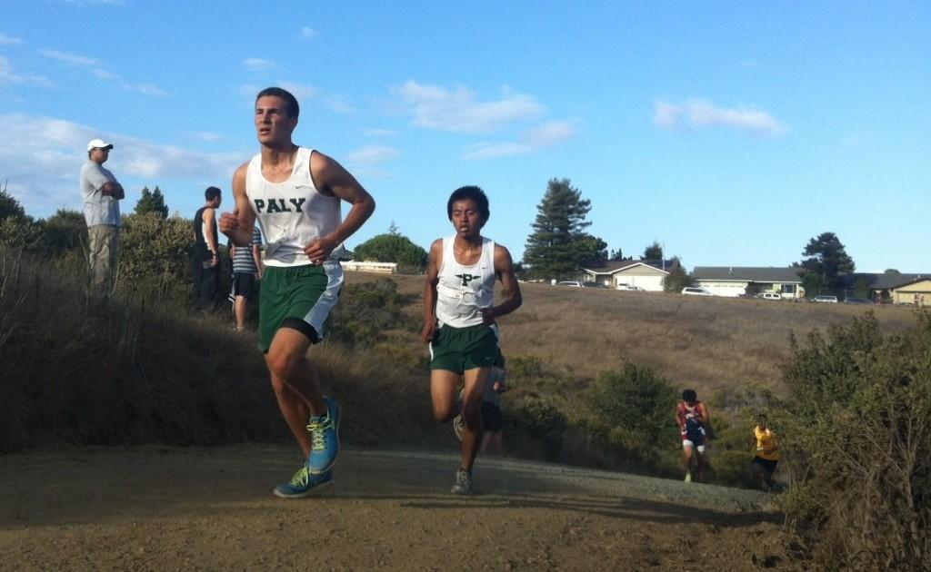 Brief%3A+boys%E2%80%99+cross-country+places+third%2C+first%2C+fifth%2C+and+first+at+Crystal+Springs+League+Preview+Meet