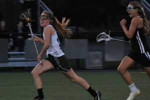 Girls' lacrosse crushes Pioneer, 16-3