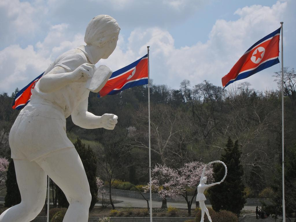 North Korean sports feel the effects of rising tensions within the country