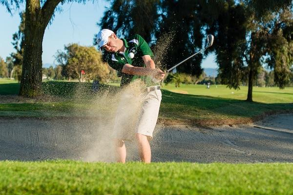 Grant Raffel (13) has been playing golf since the age of five and it has been a large part of his life ever since. Raffel has captained the Paly teams for two years.