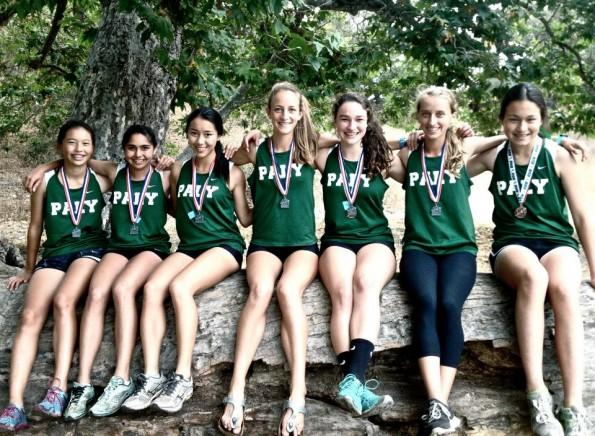 Last year's girls' cross country team made it to CCS, however they were five points shy from moving on to states. The goals for the team this year are to win league and to make it to states.