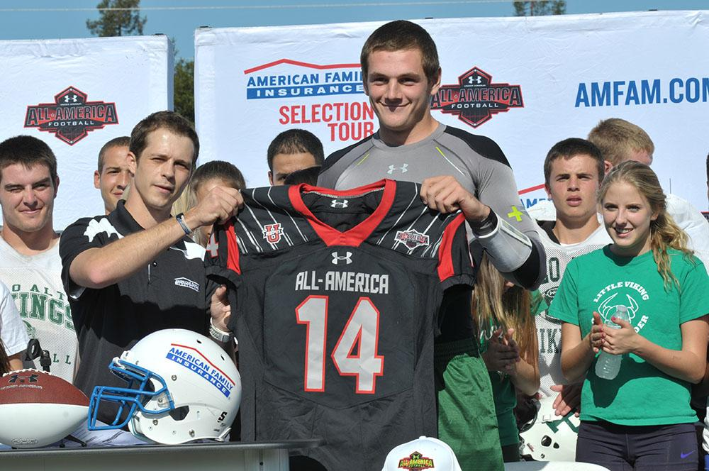 Chryst+accepts+invitation+to+Under+Armour+All-America+Game