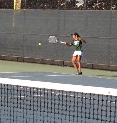 Brief: Girls' tennis ends season in CCS semifinals