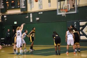 Girls' basketball falls to Wilcox, 58-36