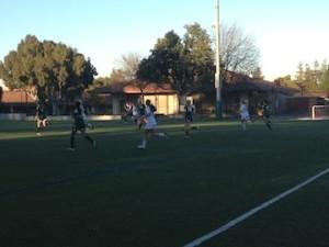 Girls' soccer finishes strong against Homestead, 4-0