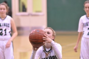 Girls' basketball triumphs 79-21 over Milpitas