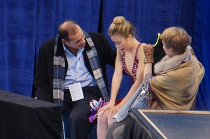Ashley Wagner performed poorly at the U.S. Nationals but still got her shot at the 2014 Sochi Winter Olympic Games.