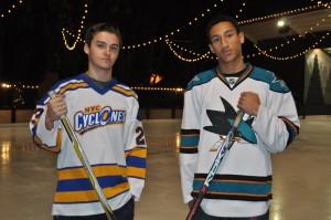Hockey stop