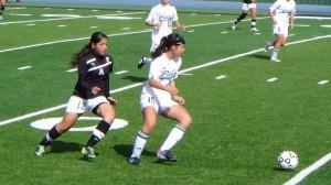 Girls' soccer defeats the Alisal Trojans in PK's