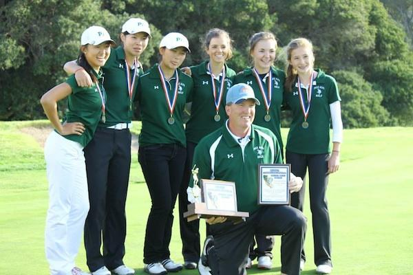 Team of the Year: Girls' golf