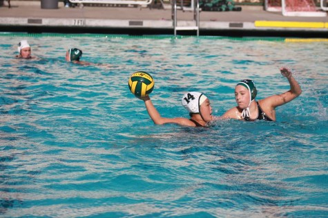 Girls' water polo bounces back, wins 7-2 against Homestead