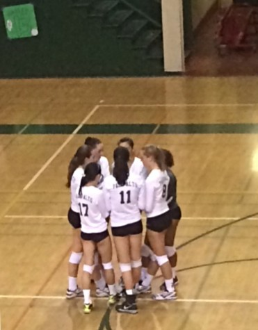Paly volleyball annihilates Monta Vista 3-0